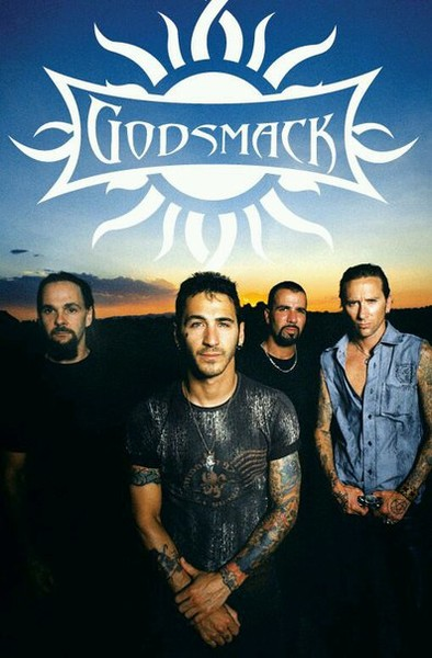 Godsmack - Live & Inspired (2012)